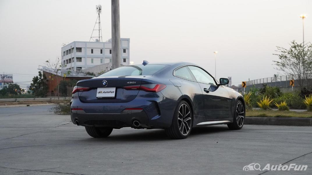 2020 BMW 4 Series Coupe 2.0 430i M Sport Exterior 005