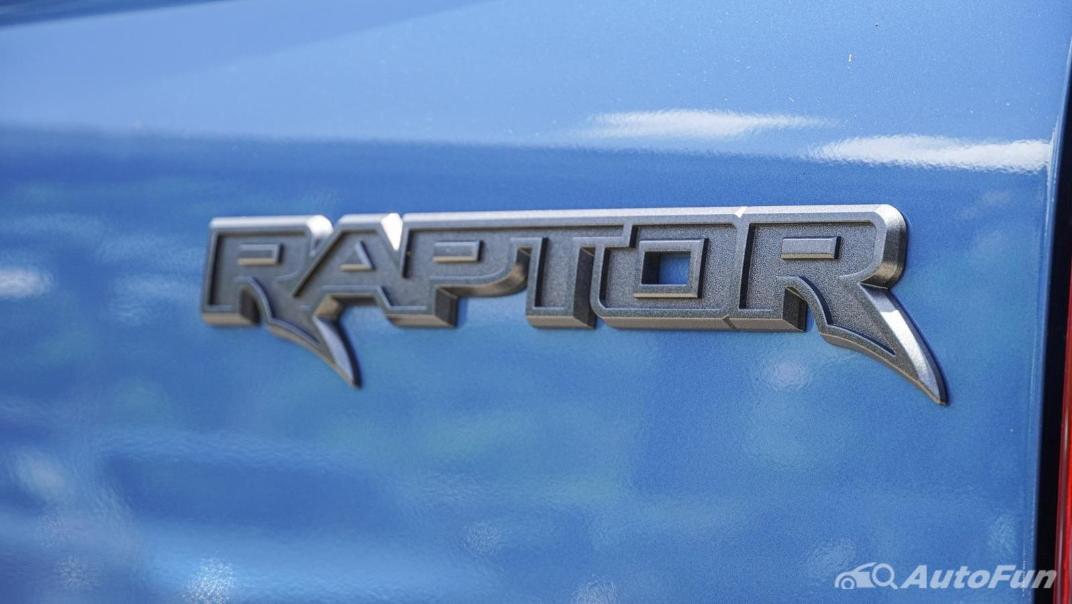 Ford Ranger Raptor 2.0L EcoBlue Exterior 027