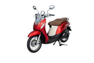 Yamaha Fino 125 COC