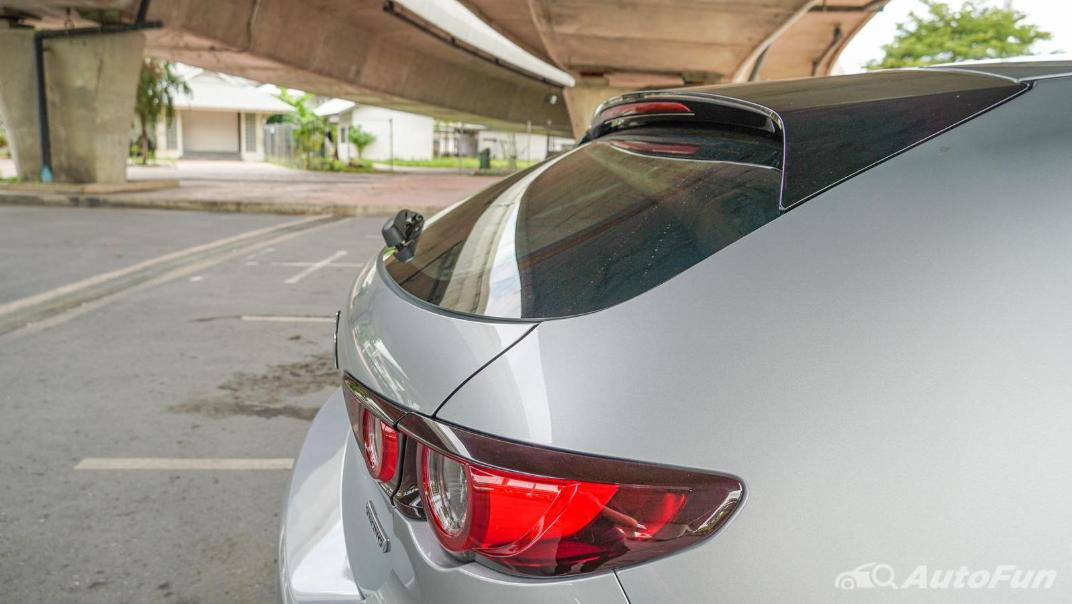 2020 Mazda 3 Fastback 2.0 SP Sports Exterior 020