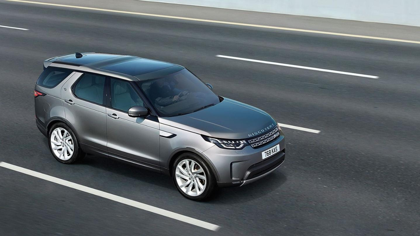 Land Rover Discovery 2020 Exterior 011