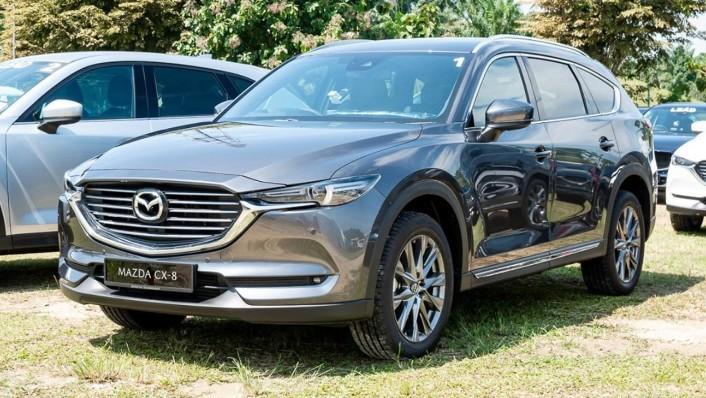 Mazda CX-8 Public 2020 Exterior 001