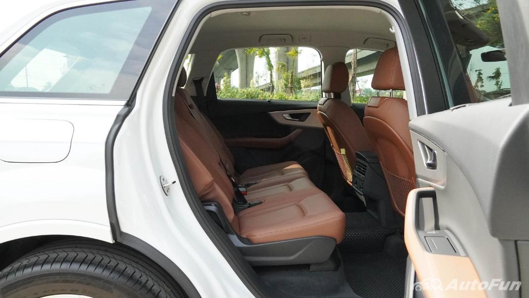 2020 Audi Q7 3.0 45 TDI Quattro Interior 025