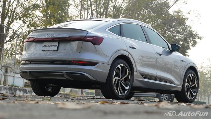 2020 Audi E Tron Sportback 55 quattro S line Exterior 006