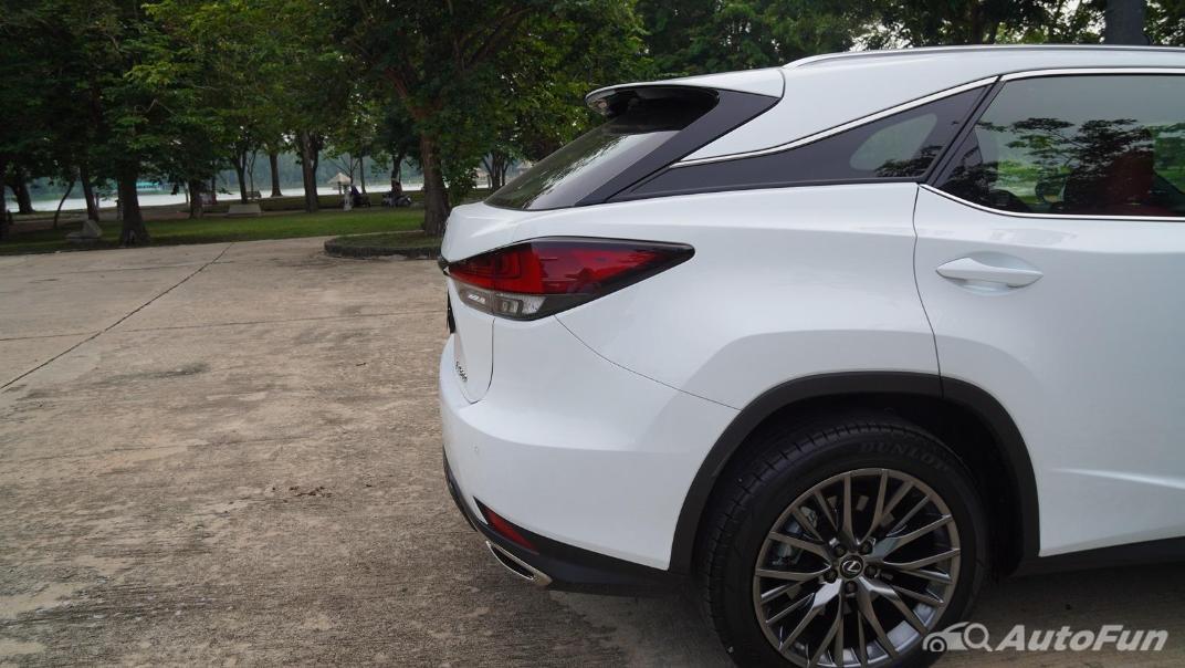 2020 Lexus RX 3.5 350 F Sport Exterior 028
