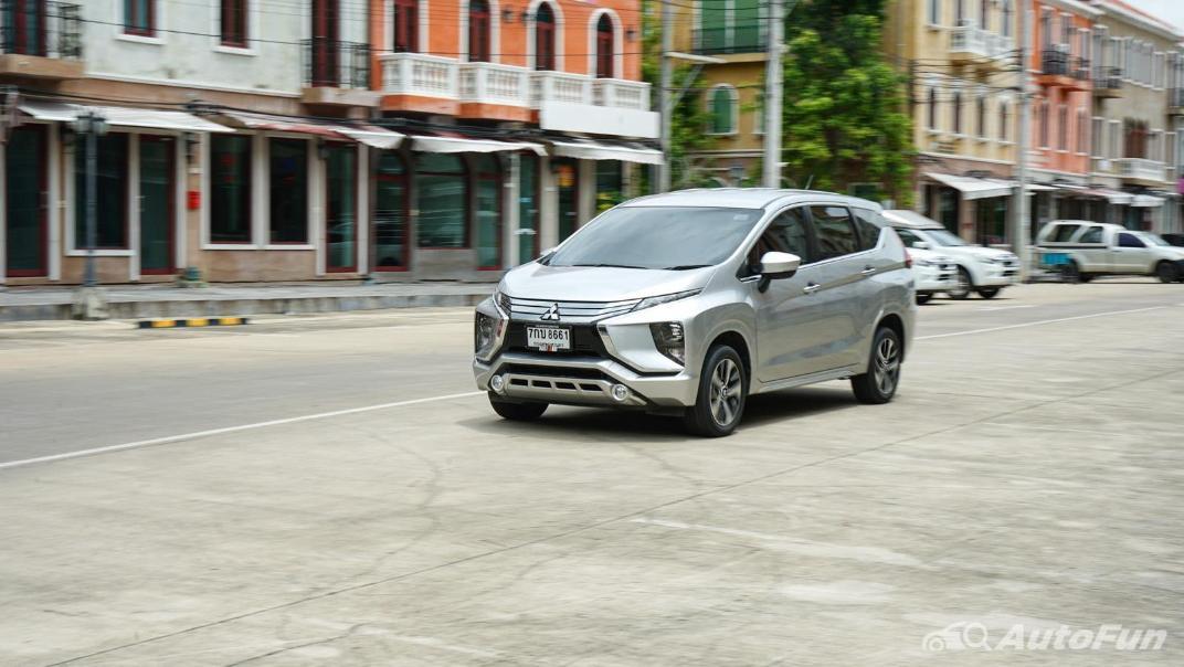 2020 1.5 Mitsubishi Xpander GLS-LTD Exterior 029