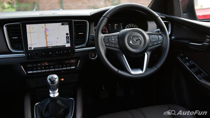 2021 Mazda BT-50 Pro Double Cab 1.9 SP Hi-Racer Interior 005