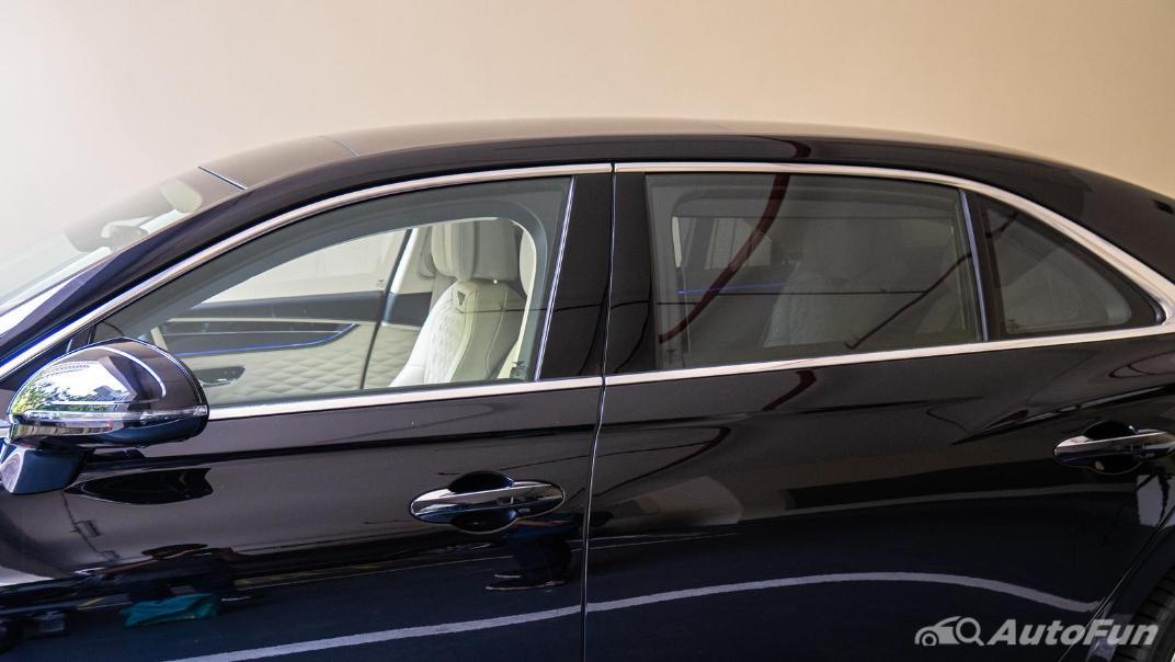 2020 Bentley Flying Spur 6.0L W12 Exterior 024
