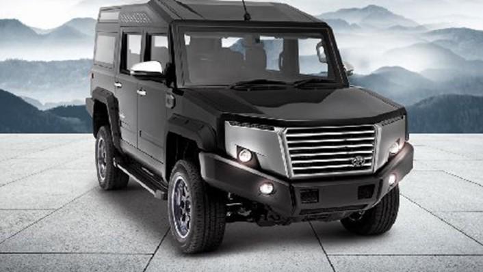 Thairung TR Transformer II 7 Seater 2020 Exterior 001
