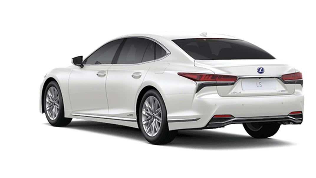 Lexus LS 2020 Exterior 006