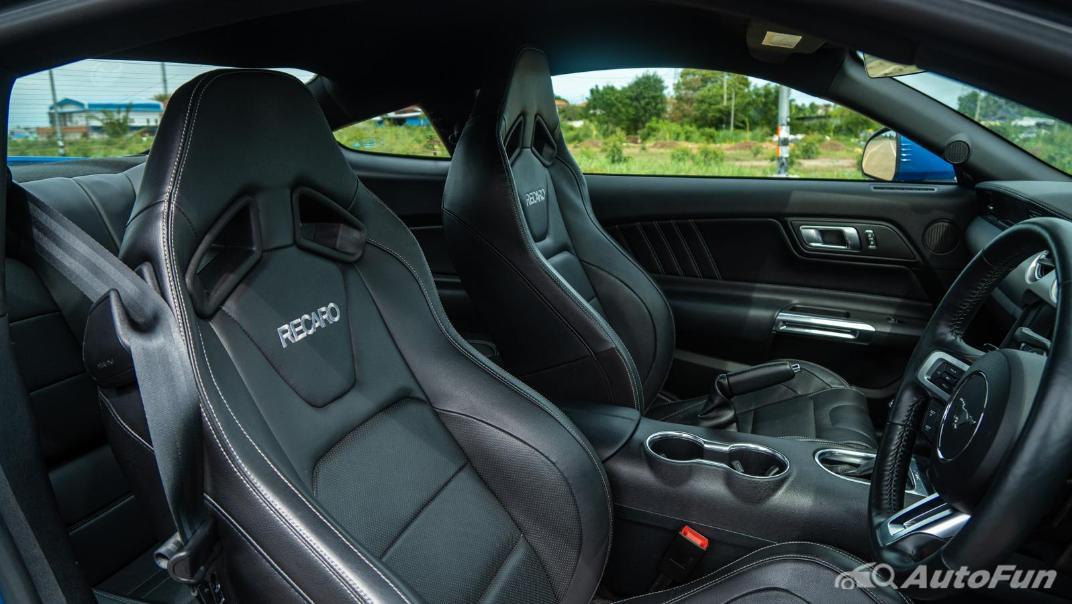 2020 Ford Mustang 5.0L GT Interior 025