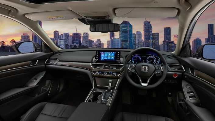 Honda Accord 2020 Interior 001