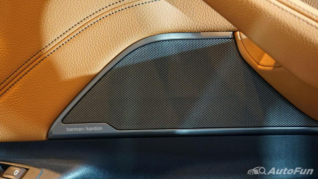 2021 BMW 5 Series Sedan 530e M Sport Interior 019