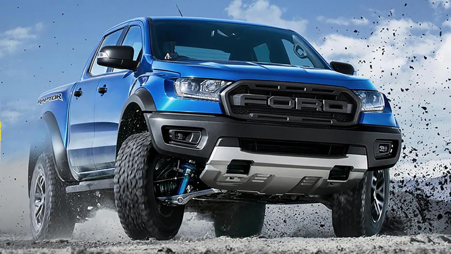 Ford Ranger Raptor 2020 Exterior 009