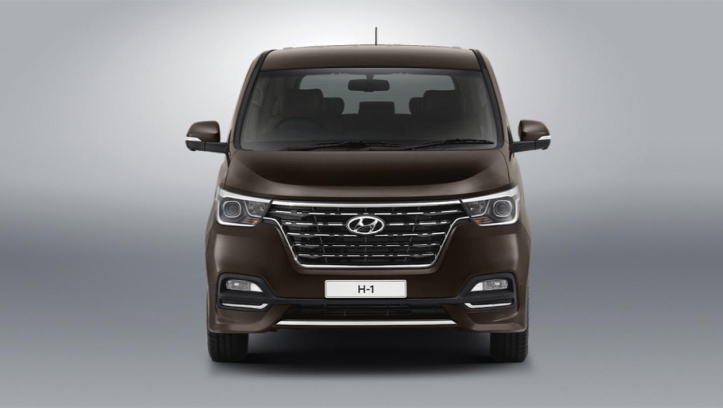 Hyundai H-1 2020 Exterior 012