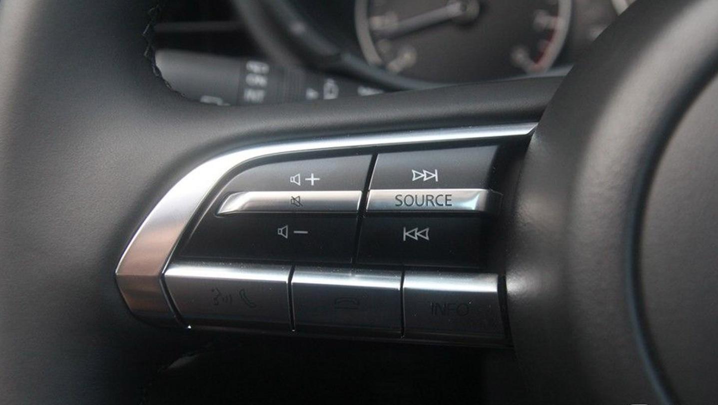 Mazda CX-30 2020 Interior 012