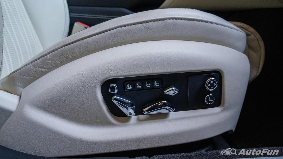 2020 Bentley Flying Spur 6.0L W12 Interior 024