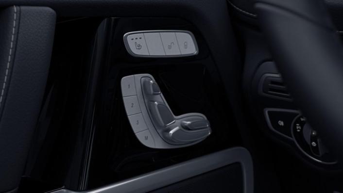 Mercedes-Benz G-Class 2020 Interior 007
