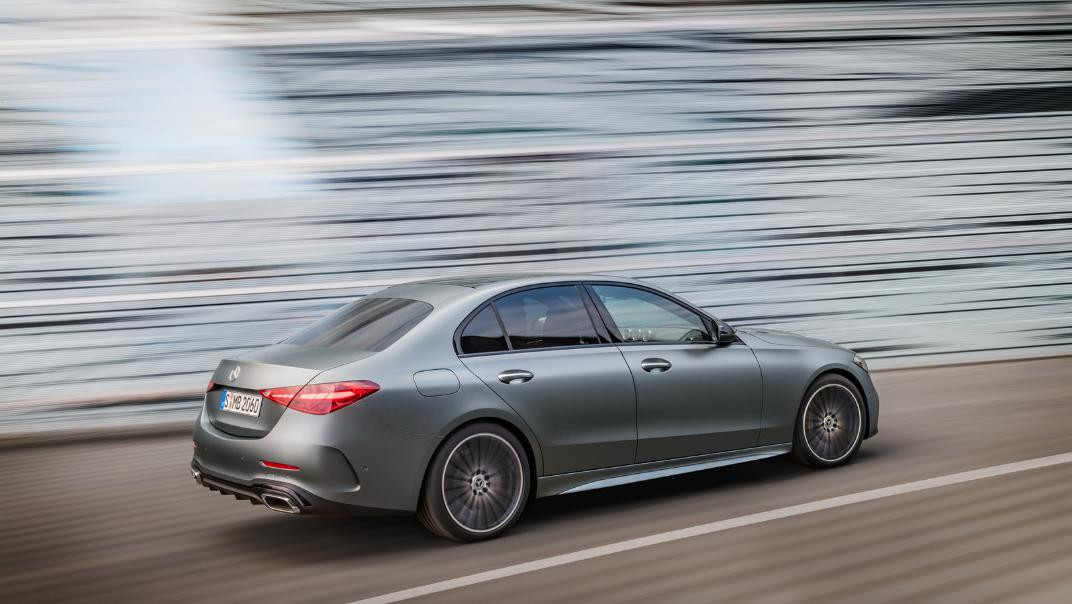 2021 Mercedes-Benz C-Class W206 Upcoming Version Exterior 046