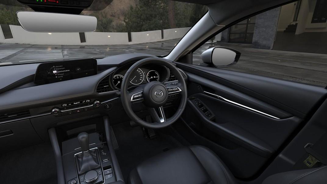 Mazda 3 Sedan Public 2020 Interior 005