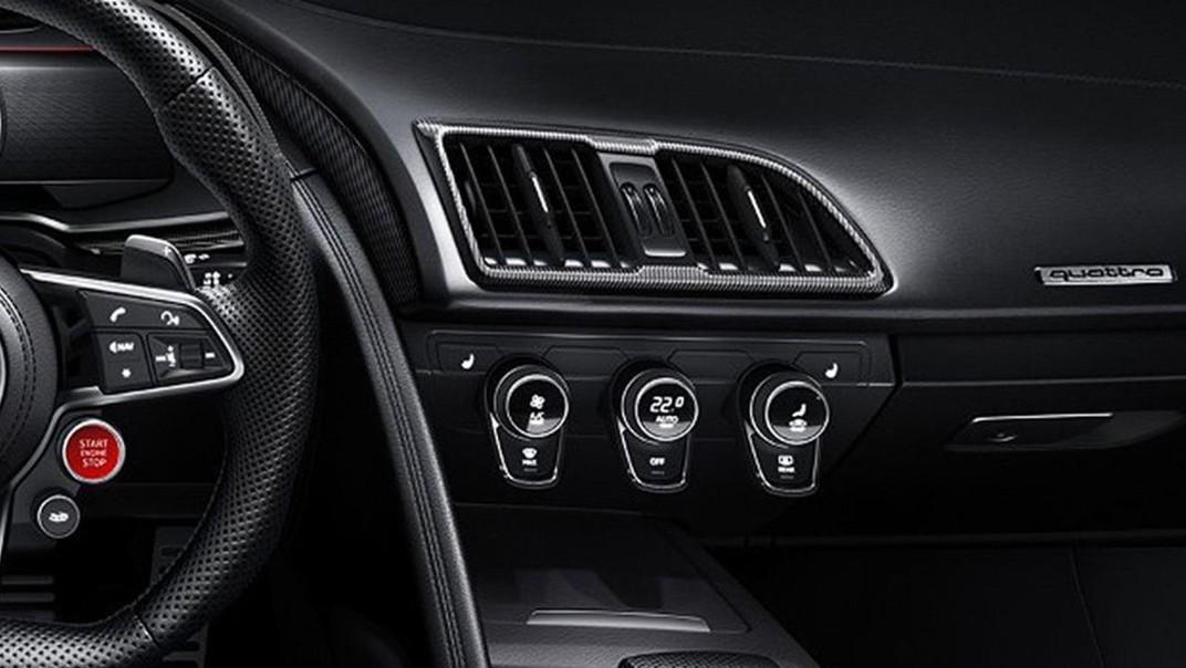 Audi R8 2020 Interior 006