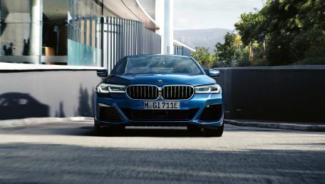 2021 BMW 5 Series Sedan 530e Elite ราคารถ, รีวิว, สเปค, รูปภาพรถในประเทศไทย | AutoFun