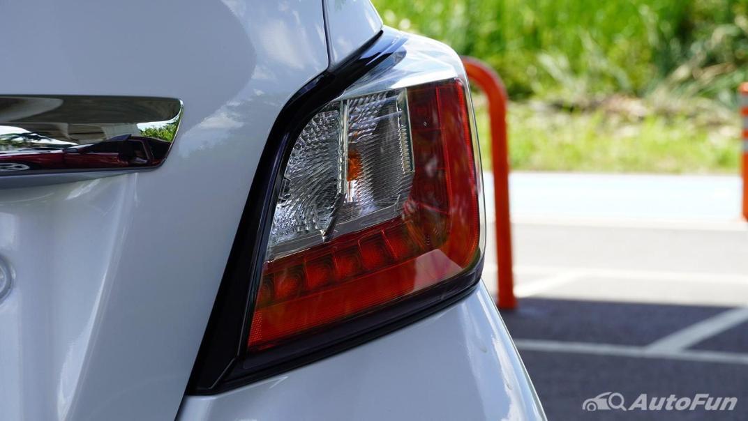 2020 1.2 Mitsubishi Attrage GLS-LTD CVT Exterior 037