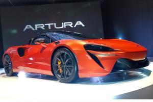 ขายไทยแล้ว 2021 McLaren Artura ราคา 16.7 ล้านบาท รถสปอร์ตอะไรกัน จิบน้ำมันเพียง 17.8 กม./ลิตร