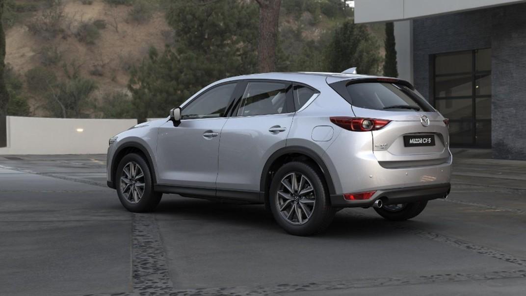 Mazda CX-5 2020 Exterior 008