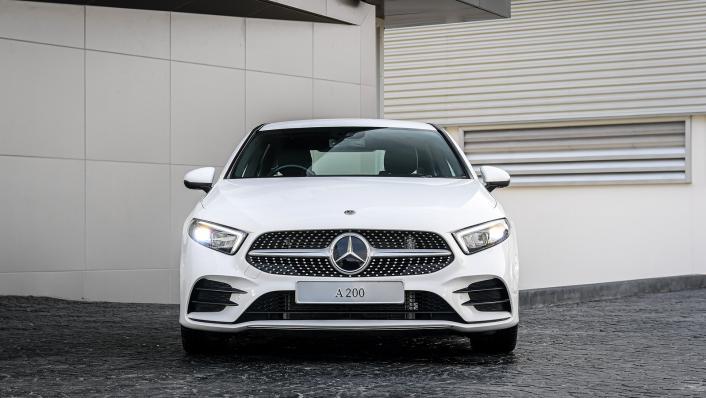 2021 Mercedes-Benz A-Class A 200 AMG Dynamic Exterior 002