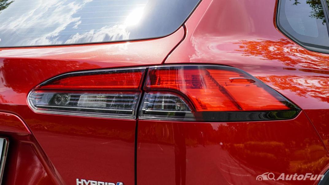 2020 Toyota Corolla Cross 1.8 Hybrid Premium Safety Exterior 020