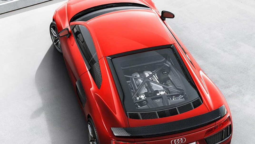 Audi R8 2020 Exterior 014