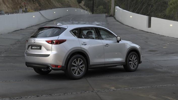 Mazda CX-5 2020 Exterior 006