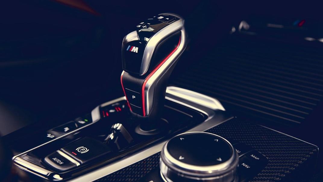 BMW X3-M 2020 Interior 004
