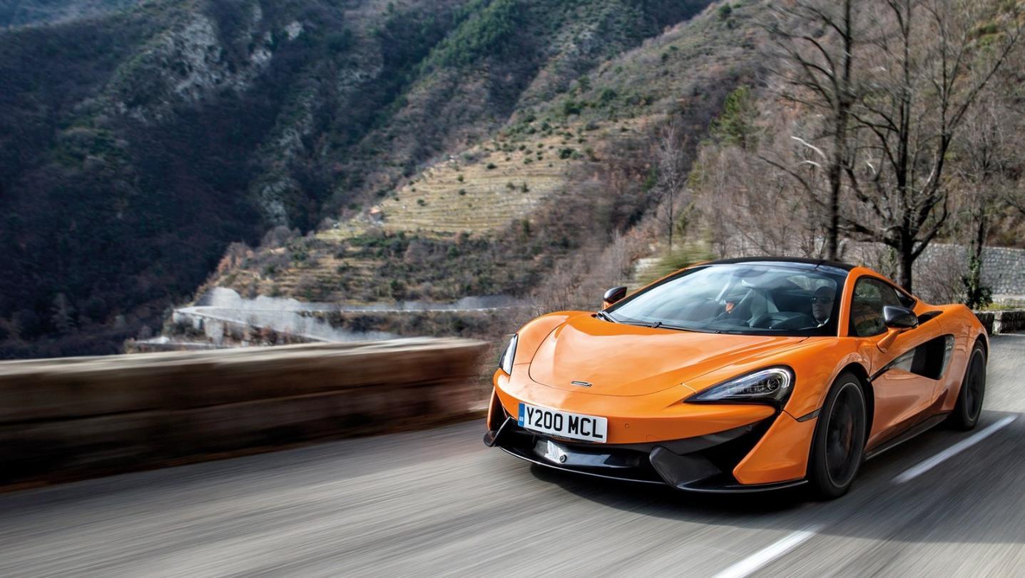 McLaren 570S-New 2020 Exterior 008