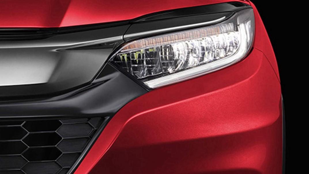 Honda HR-V 2020 Exterior 004