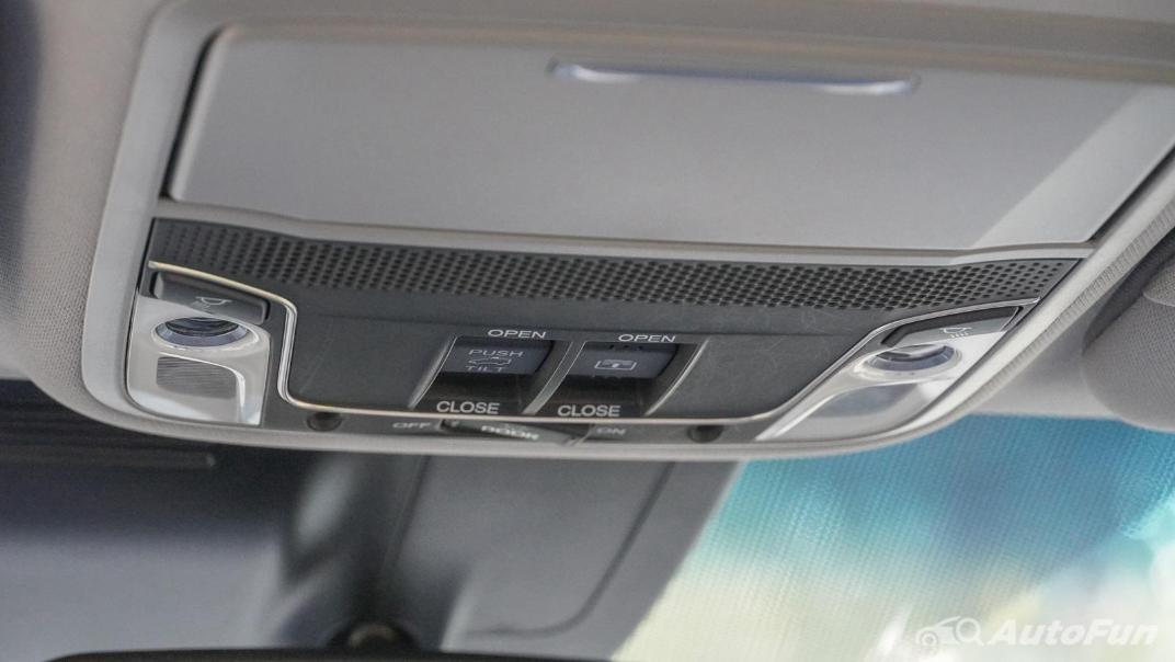 2020 1.6 Honda CR-V DT-EL 4WD Interior 050