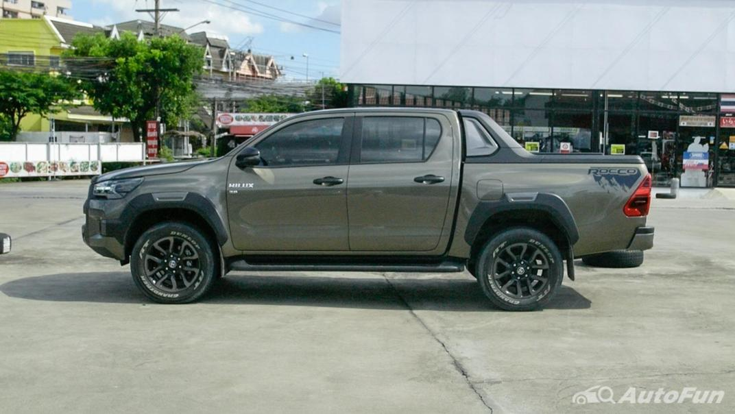 2020 Toyota Hilux Revo Double Cab 4x4 2.8High AT Exterior 009