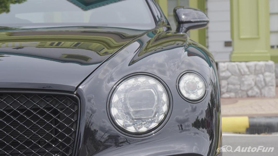 2020 Bentley Continental-GT 4.0 V8 Exterior 017