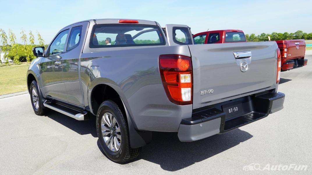 Mazda BT-50 Pro 2021 Exterior 006