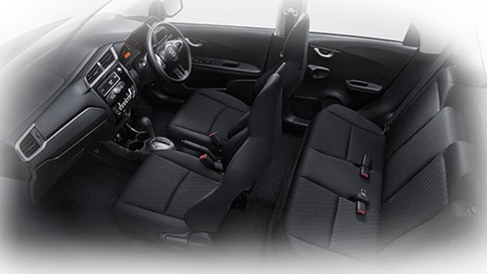 Honda Brio 2020 Interior 003