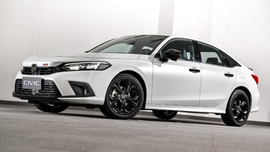 2022 Honda Civic RS Exterior 014