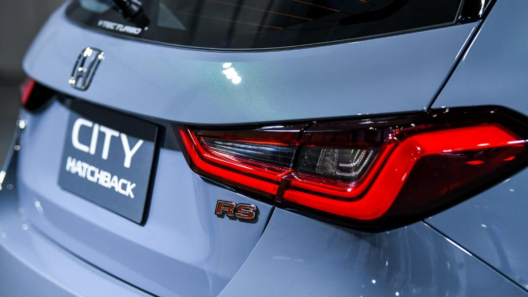 2021 Honda City Hatchback 1.0 Turbo RS Exterior 013