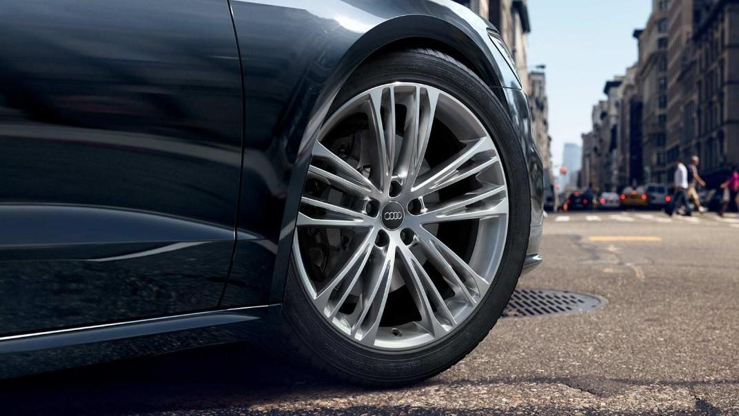 Audi A7 Sportback Public 2020 Exterior 008