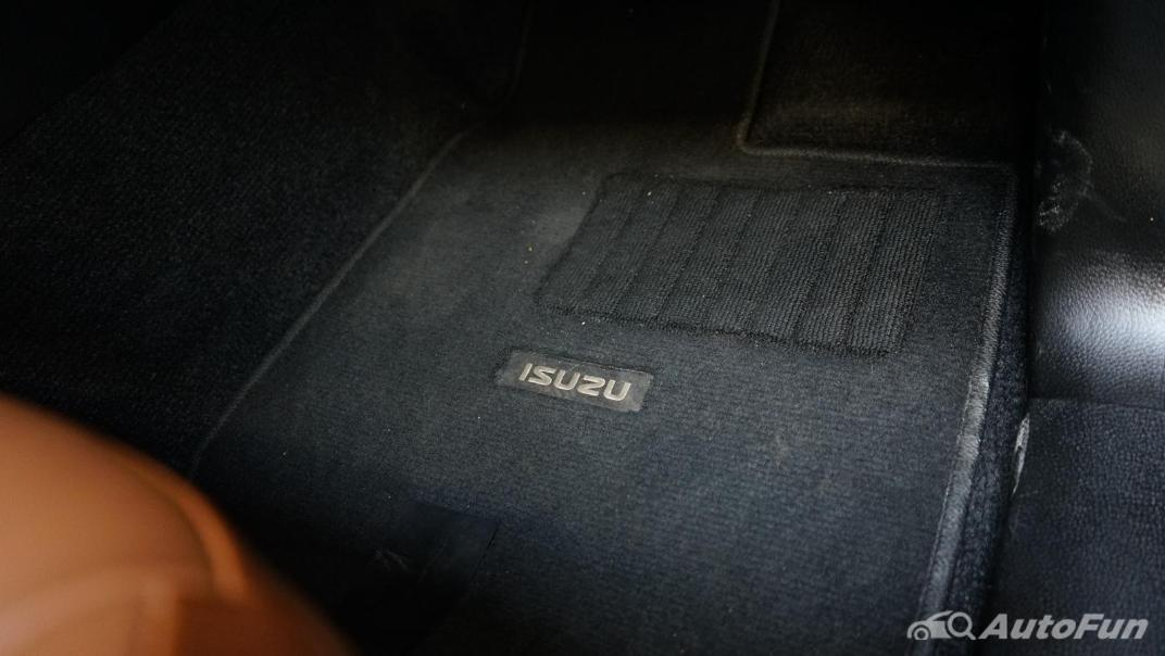 2021 Isuzu MU-X Ultimate 3.0 AT 4x4 Interior 018