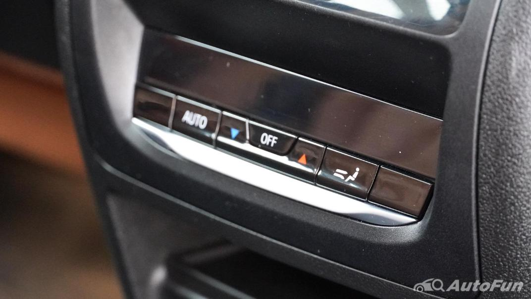 2020 2.0 BMW X3 xDrive20d M Sport Interior 055