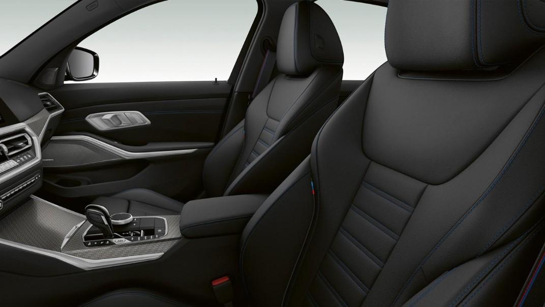 BMW 3-Series-Sedan 2020 Interior 002