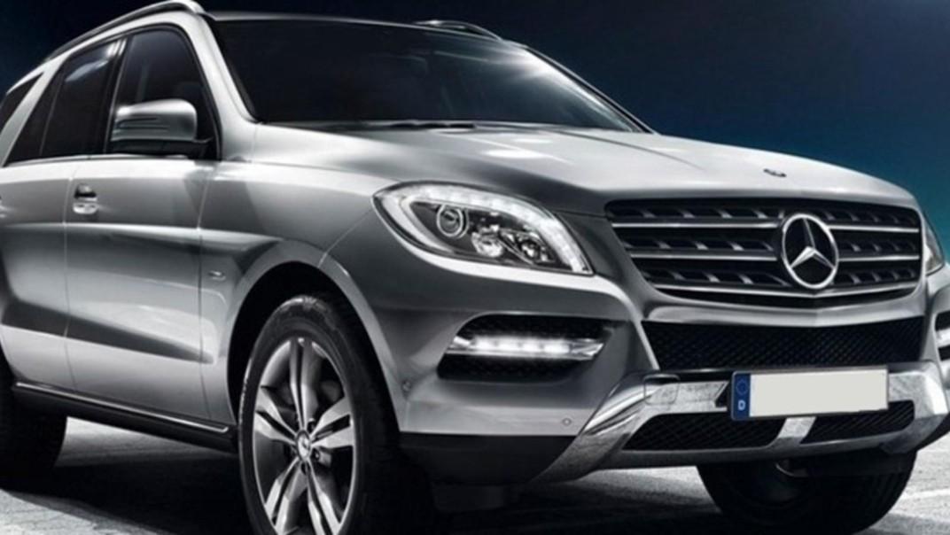 Mercedes-Benz M-Class 2020 Exterior 010