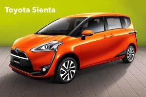 เปิดตัว 2021 Toyota Sienta กลางปีจะสามารถสู้คู่แข่ง Honda Freed ได้ไหม?