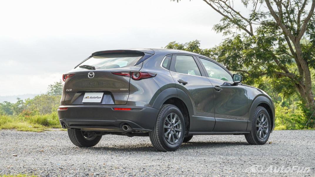 2020 Mazda CX-30 2.0 C Exterior 005